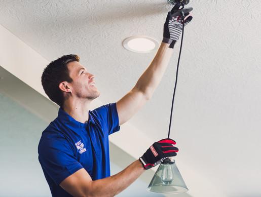 Light Fixture Builders Express Handyman